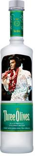 Three Olives Vodka Coconut Water Elvis Presley 750ml